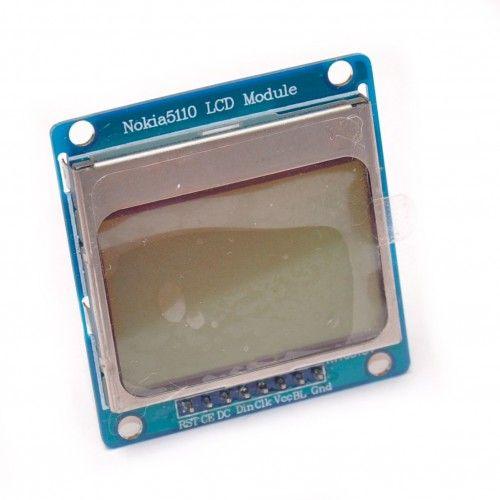 LCD дисплей Nokia 5110