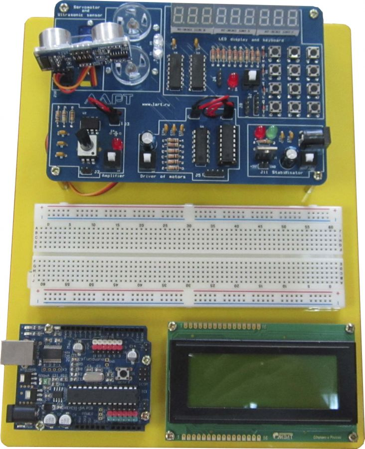 Лабораторный стенд ЛМ-AР3-1