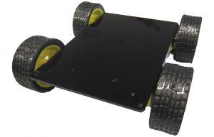 Шасси 4-х моторное II