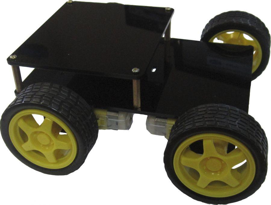 Шасси 4-х моторное II с доп. плитой